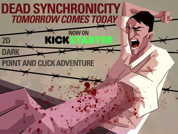"""Dead Synchronicity: Tomorrow comes Today"" - Mac"