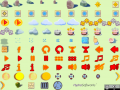 Get the Cake - sprites and background free assets