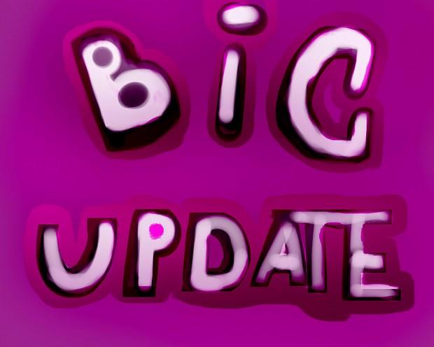New big update!!