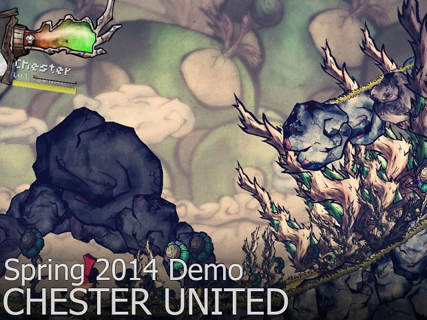 Chester United - Spring 2014 Demo