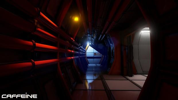 Caffeine Prototype 2014 (Unreal Engine 3)