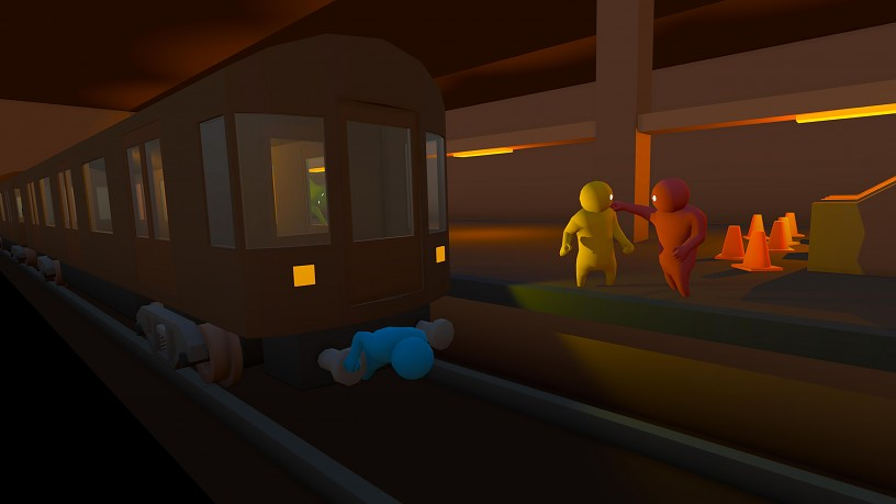 UNSUPPORTED PRE-ALPHA Gang Beasts 0.0.3 (Mac)