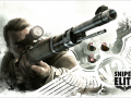 Sniper elite V2 snipers Sprites Pack