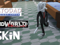OctoDad MadWorld Skin
