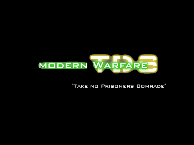 Modern Warfare TDS 1.21 Beta
