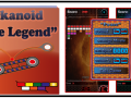 "Arkanoid The Legend ""Free"""