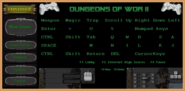 Dungeons of Wor 2.5