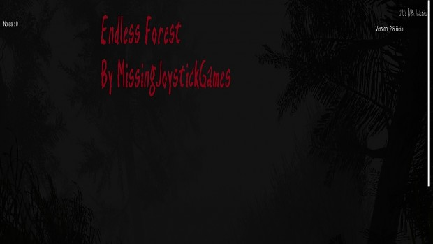 Endless Forest 2.0(Windows)