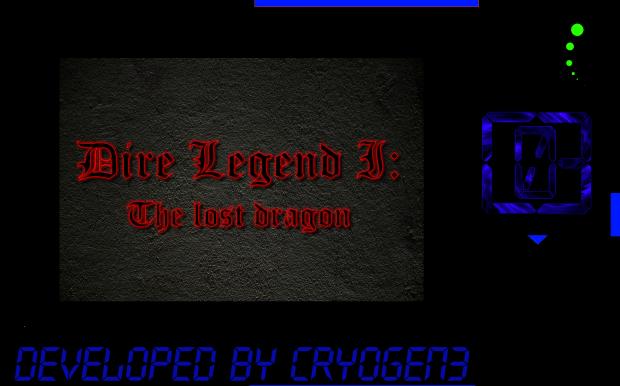 Dire Legend I: The Lost Dragon (DEMO)