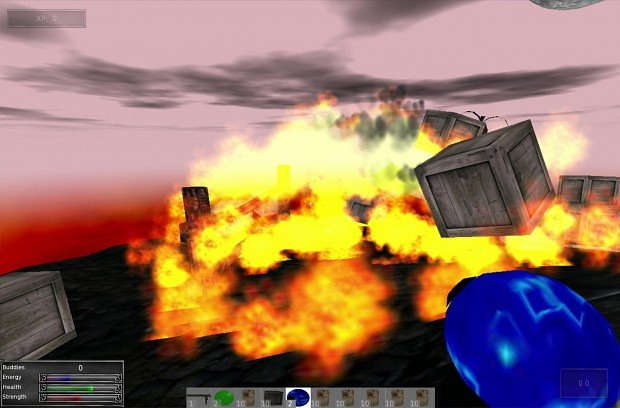 Burnt Islands release 0.14.1 Linux64
