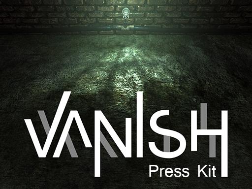 VANISH - Press Kit