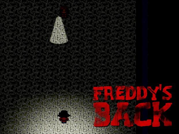 Freddy's Back: Pilot Episode (Italian)