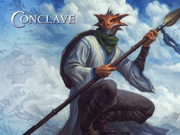 Conclave 1.0.0 (Linux)