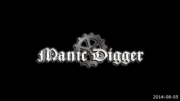 Manic Digger - Version 2014-08-05 (Binary Version)