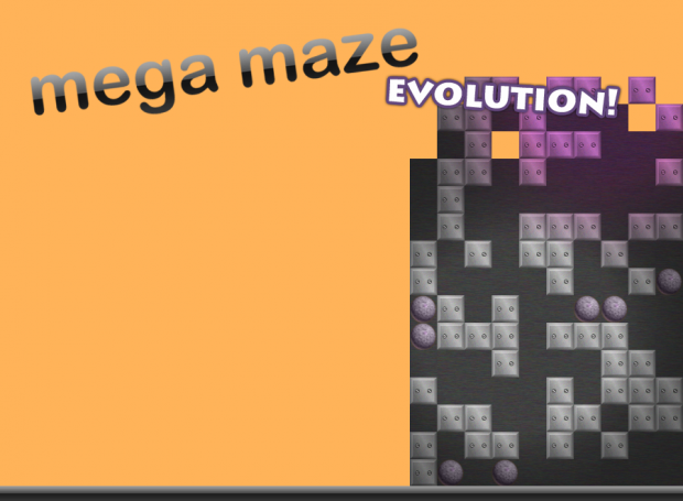 Mega Maze Evolution Beta