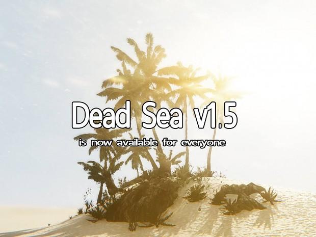 Dead Sea 1.5