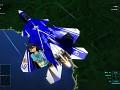 F-22V Idolm@ster Hibiki Ganaha Skin