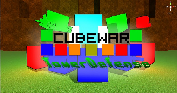 CubeWar TowerDefense Pre-Alpha 1.2.2 Windows