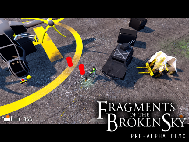 Fragments Of The Broken Sky PRE-ALPHA BUILD 6