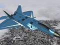 F-22A Blue Devil