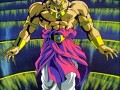 Broly the controlled super saiyan!!!!!!!!!!