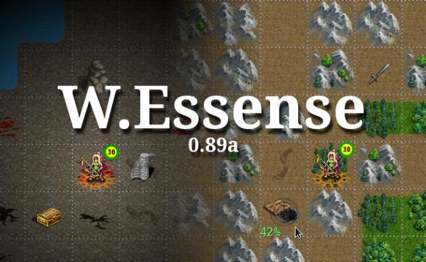 W.Essense v0.89a - Mac OS version