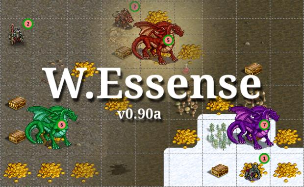 W.Essense v0.90a - Mac version
