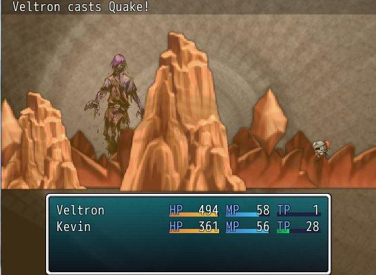 The Chronicles of Veltron: Alien Takeover