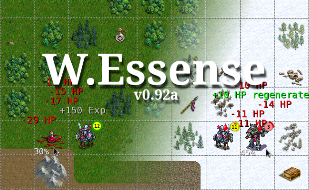 W.Essense v0.92a - Linux 32bit version