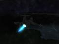 Blue Afterburner Effects