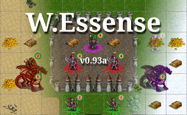 W.Essense v0.93a - Linux 32bit version