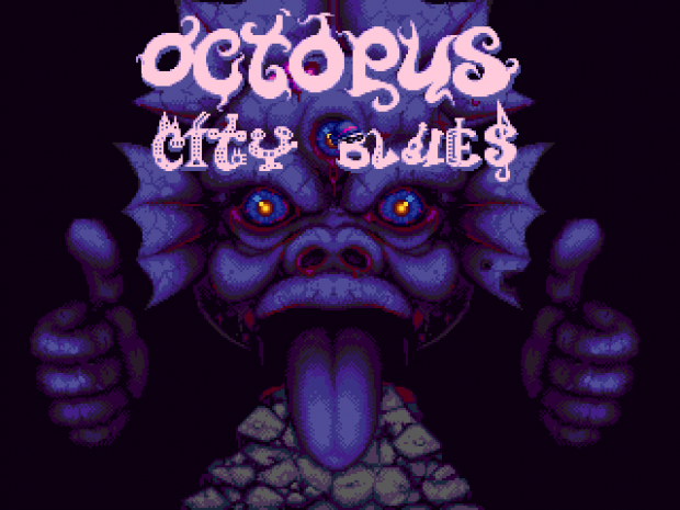 Octopus City Blues Demo - Linux