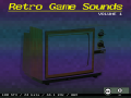 Retro Game Sounds [Volume 1]