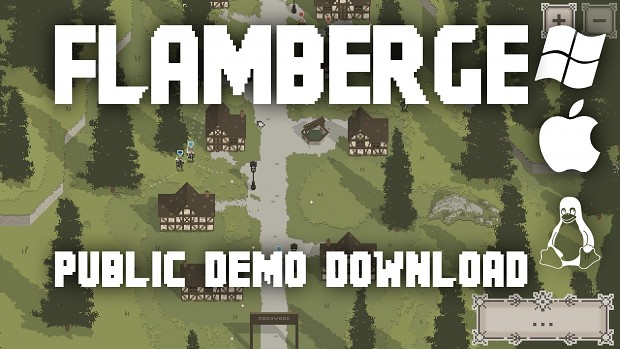 Flamberge - Linux Demo