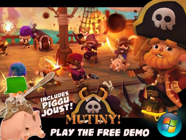 Mutiny Pre-Alpha Demo [Windows] Latest