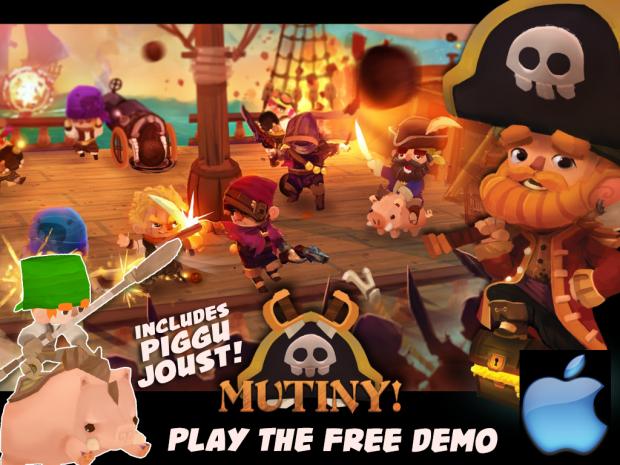 Mutiny Pre-Alpha Demo [Mac] Latest