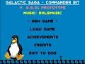 Galactic Saga - Commander Bit Demo Prototype Linux