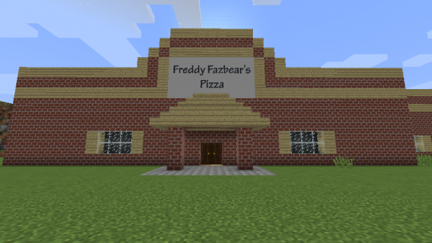 Freddy Fazbear S Pizza Updated Addon Minecraft Indie Db