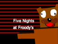 Five Nights At Froody's Demo MAC v1.1