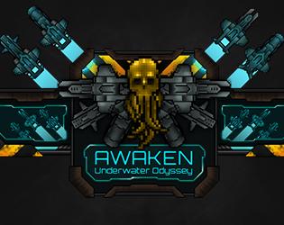 Awaken:Underwater Odyssey - demo