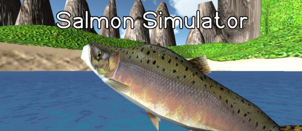 Salmon Simulator PreAlpha Demo - Linux (Outdated)