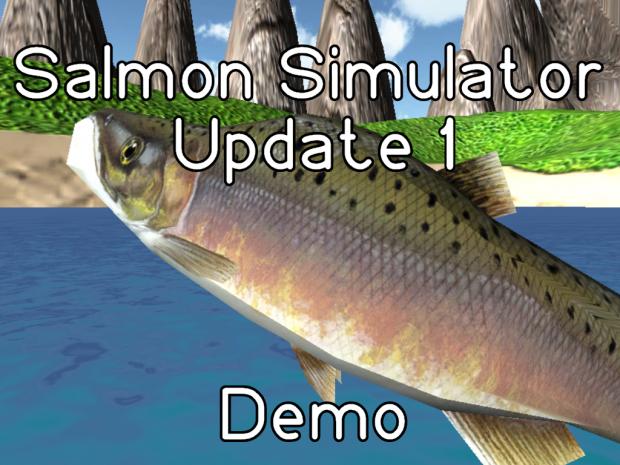 Salmon Simulator PreAlpha Demo Update 1 - Mac