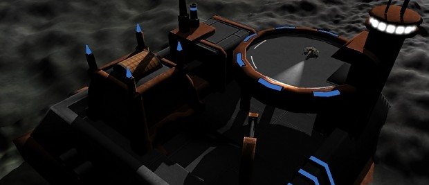 Spacemen Alpha Demo - Mac OSX