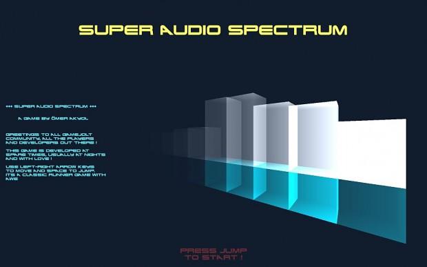 Super Audio Spectrum Win32