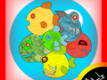 Fishes - bubble attack (linux)