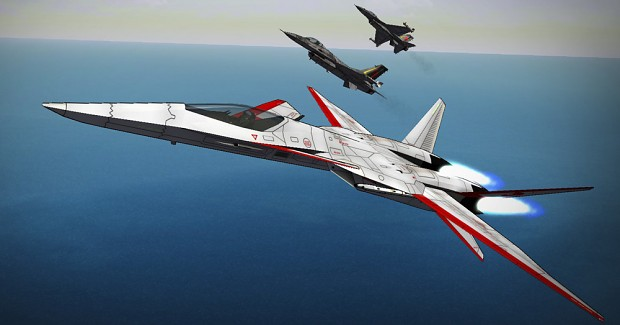 XFA-27 Phoenix - Scale issue correction
