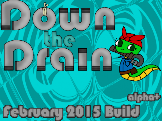 Down the Drain Kickstarter Alpha