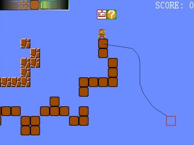 Super Mario Editor Deluxe-Touchscreen Friendly