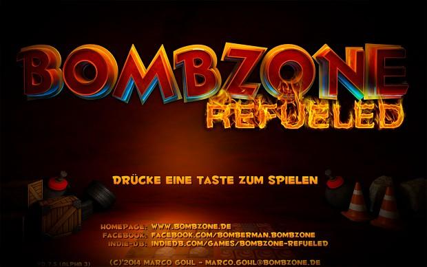Bombzone refueled V0.7.5 (alpha 3)