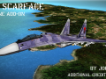 Su-35S Scarface custom aircraft